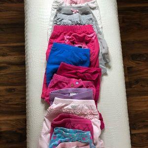 13 Infant girls pants